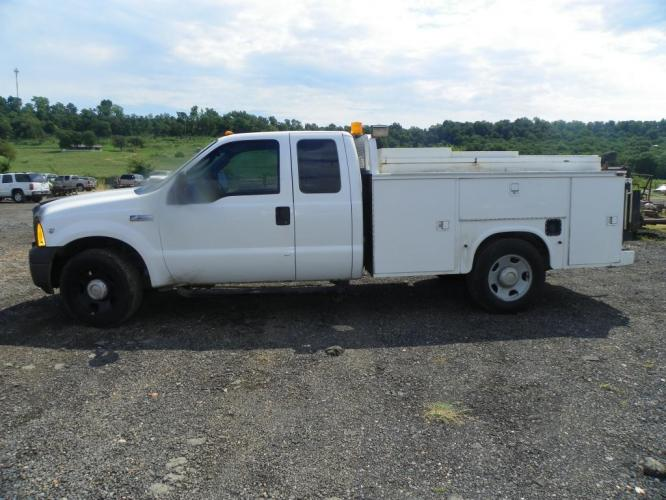 2007 Ford F-350 SD Lariat SuperCab 2WD